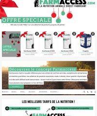 Farmaccess, Aliments et Nutriments pour bétail